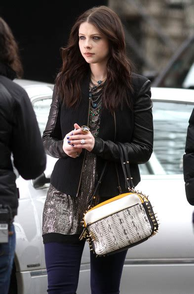 Casual Trachtenberg by Trachtenberg Hits The Set Of Gossip Zimbio