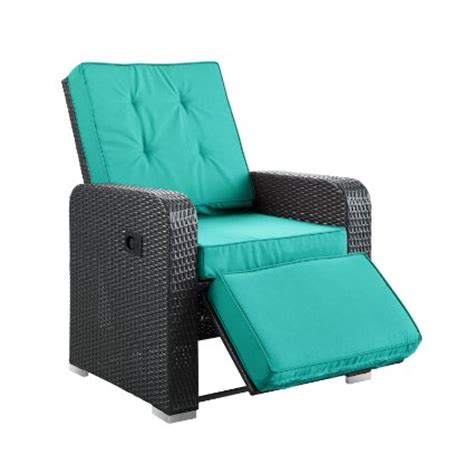 all weather wicker recliner best wicker outdoor recliner chairs by lexington modern