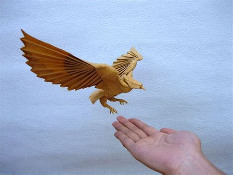 Eagle Origami - best 20 origami eagle ideas on origami