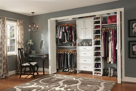 Home Design Do It Yourself by Reach In Closet Organizers Do It Yourself Home Design