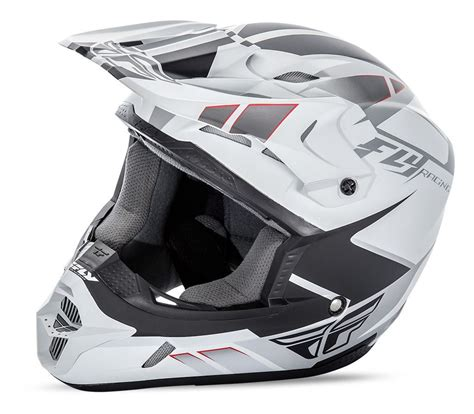 fly racing motocross helmets fly racing youth kinetic impulse helmet revzilla