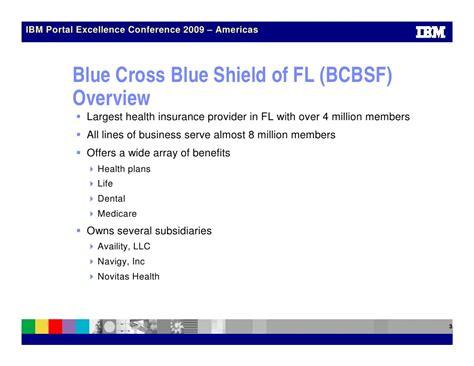 Blue Cross Blue Shield Detox Codes perficient bcbsf 2009 portal conference presentaitonppt