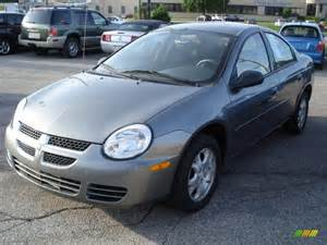 2005 mineral gray metallic dodge neon sxt 29762569