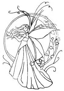 coloriage elfes page 09 224 colorier allofamille