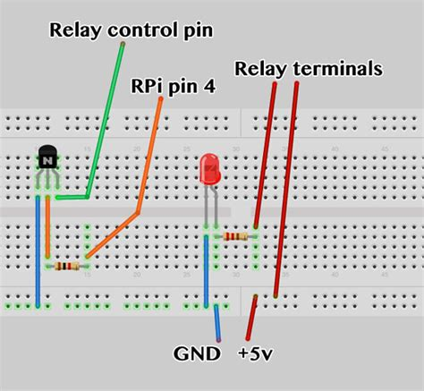 raspberry pi gpio diode getting started with gpio on a raspberry pi