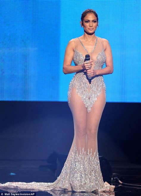 Trendwatch Sparkle In Silver Dresses At The Amas by Stuns In Ten As She Hosts The
