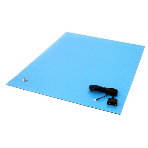 esd mats for tables mt4500 series two layer esd rubber table cut mats