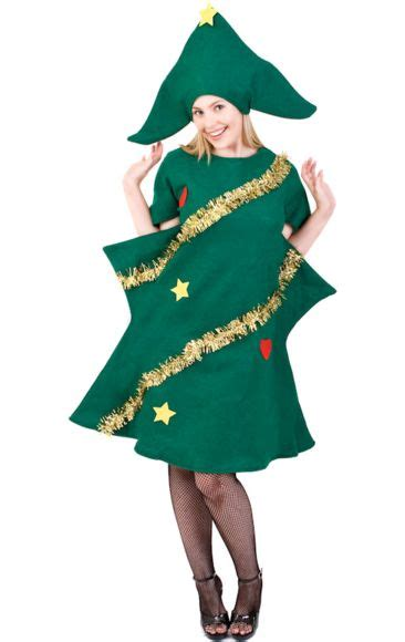 xmas tree model for fancydress tree cool ideas tree costume and