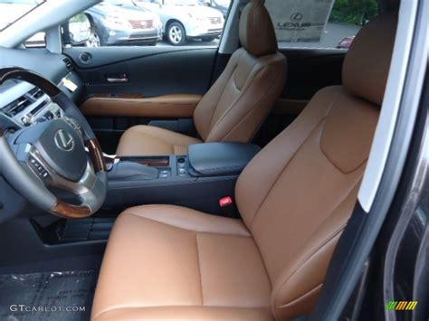Lexus Rx 350 Saddle Interior by Saddle Espresso Birds Eye Maple Interior 2013 Lexus Rx