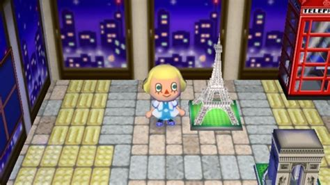 Empty L Animal Crossing tour eiffel animal crossing let s go to the city