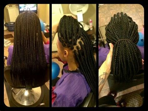 how maby bags of hair for medium box braids medium box braids by rilbraidz nappy hair pinterest