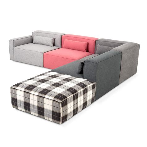 Sectional Sofa by Mix Modular Sofa Sectional Hip