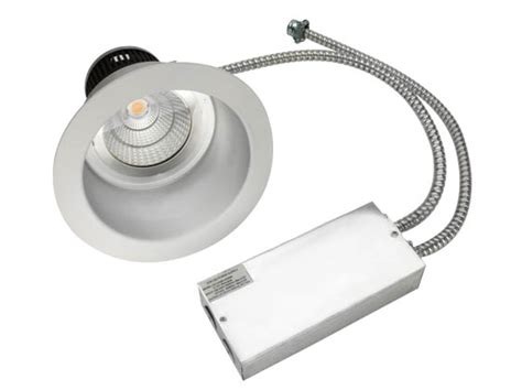 Lu Downlight 23 Watt maxlite 23 watt 2x26 watt cfl equivalent 4000k 8 quot led