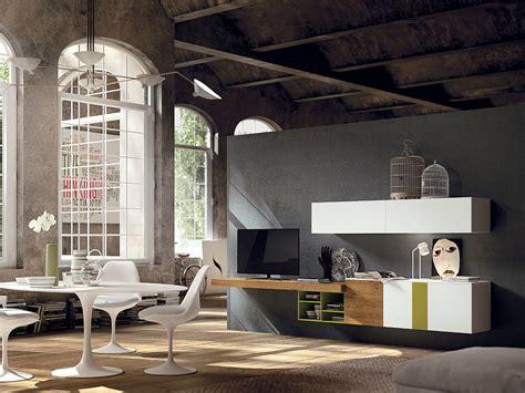 soggiorno lineare moderno in offerta arredamento mobili