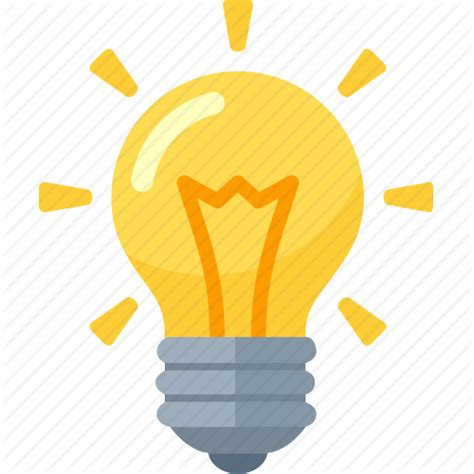 idea pictures idea bulb png clipart png mart