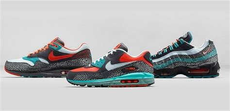 Sepatu Nike Playstation nike airmax ini terinspirasi dari serangga jepang gwigwi
