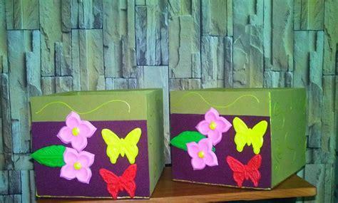 como hacer una decoracion de la cueva de batman en reciclaje decorar caja con foami facil aisavenezuela youtube