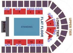 nia floor plan mastercard arena birmingham seating plan view the