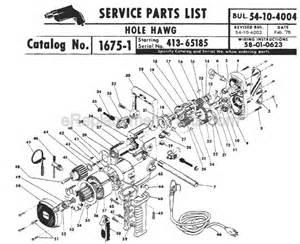 milwaukee 1675 1 parts list and diagram ser 413 65185 ereplacementparts