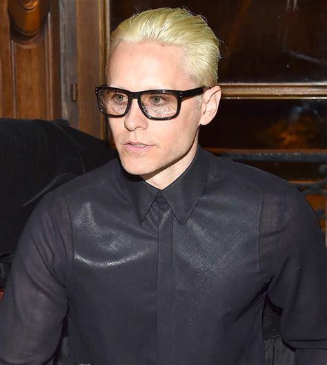 Pomade Joker jared leto 5 products to style his new hair nemanja ivanisevic