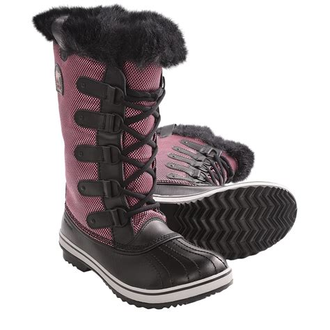 sorel tofino pac boots waterproof insulated for