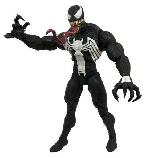 Figure Venom toys marvel select venom figure in stores now major