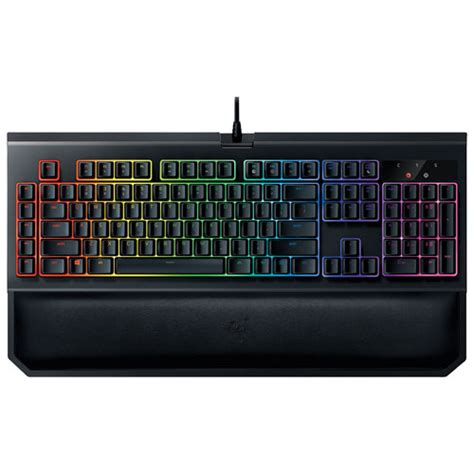 Razer Blackwidow Gaming Keyboard razer blackwidow chroma v2 gaming keyboard gaming keyboards best buy canada