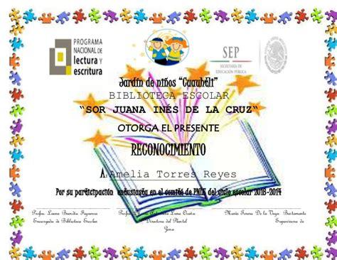 imagenes de reconocimientos escolares reconocimientos del pnle 2013 2014