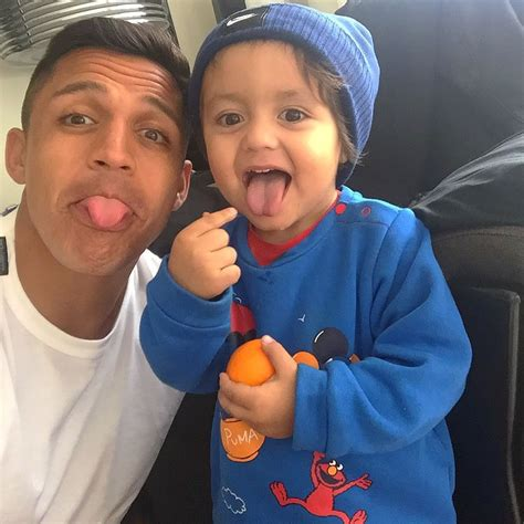 alexis sanchez daughter sound off column