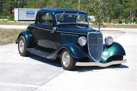 1933 ford 3 window coupe 350 chevy rods pinterest
