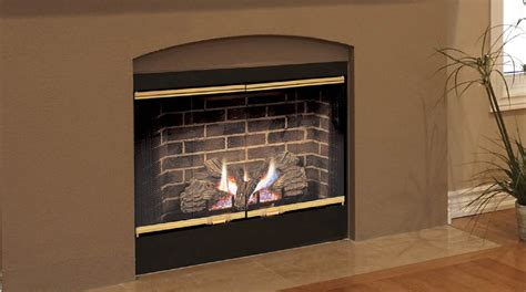 b vent fireplaces