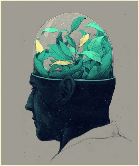 New Illustrations by New Surreal Illustrations From The Mind Of Simon Prades