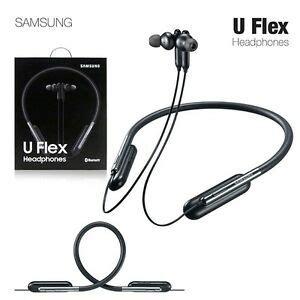 u samsung headphones samsung u flex bluetooth wireless in ear headphones with microphone new ebay