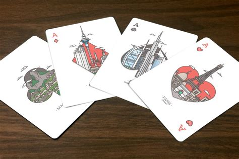 explore playing cards  coolector
