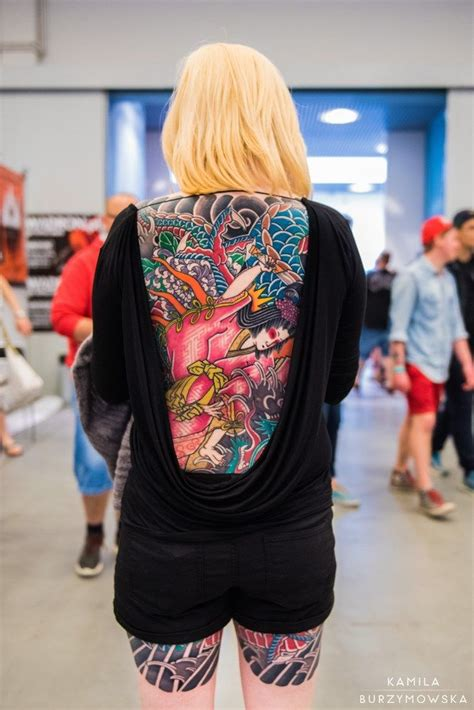 tattoo expo krakow tattoo convention in krak 243 w 2016 amazing pictures