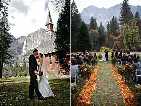 Say I Do at Yosemite National Park