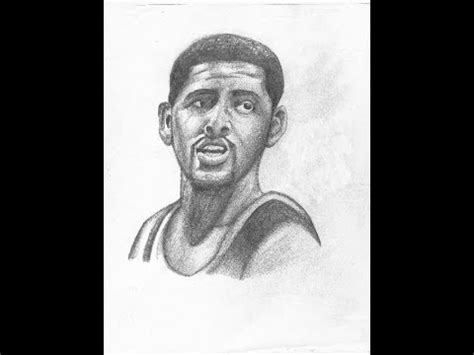 sketch book of washington irving response to kazanjian how to draw kyrie irving step by