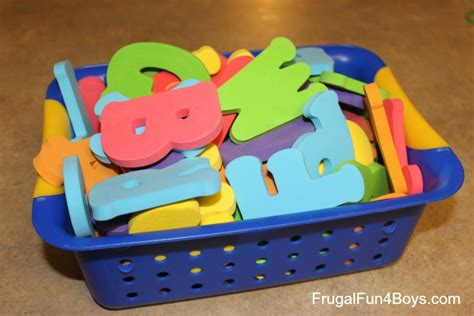 foam bathtub letters hide and seek alphabet letters
