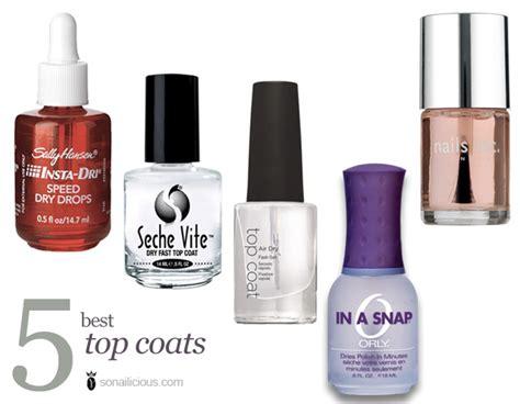 Apieu Care My Nails Gel Topcoat 5 best top coats part 1