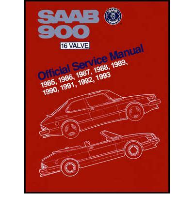 service manuals schematics 1995 saab 900 free book repair manuals saab 900 16 valve 1985 1993 official service manual sagin workshop car manuals repair books