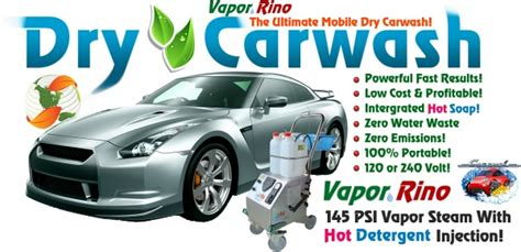 Can You Steam Clean Upholstery Vapor Rino Dry Car Wash 145 Psi Steam System Dry Car