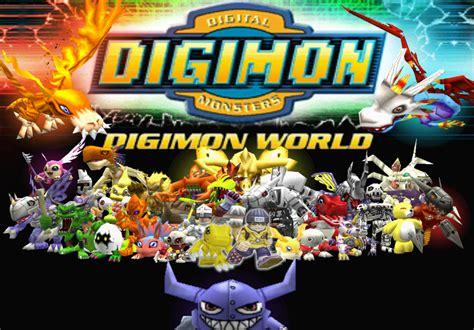 emuparadise digimon image gallery digimon world