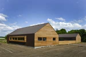 Open Concept Farmhouse Open Concept Timber Frame Farmhouse