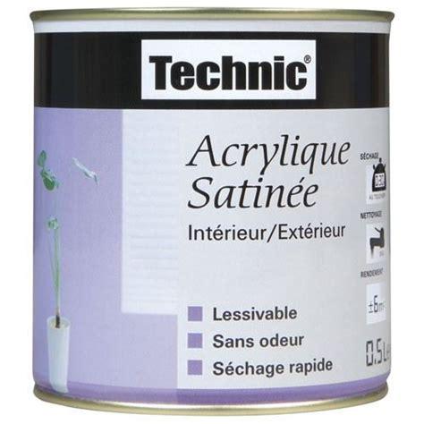 Interieur En Bois Maison 4666 by Peinture Acrylique Satin 233 E 2 5 L Taupe Achat Vente