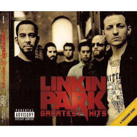 Harga Termurah Cd Linkin Park Greatest Hits 2 Cd Original album greatest hits by linkin park on cdandlp