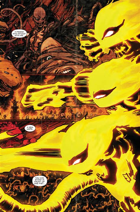 iron fist the living 0785154361 preview iron fist living weapon 10 comic vine