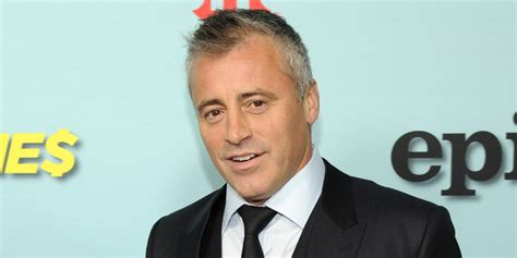 Mat Le Blank by Matt Leblanc On His Friends Salary If You Can Get A