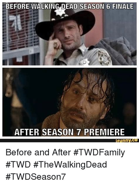 Walking Dead Finale Meme - before marriage after marriage funny before and after