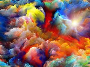 colourful clouds wall mural abstract wallpapers wallpaper ink wall mural color splash wall mural inspirations pixersize com
