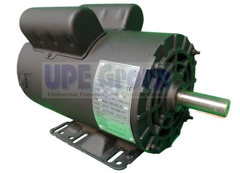 5 hp electric motor 3450 rpm air compressor 56 frame 1 phase 7 8 quot shaft 230vac ebay